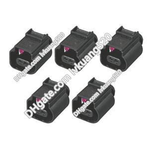 5 Ensembles 2 Broches DJ7022B-1.5-21 Femelle et Mâle 1.5mm Auto Temp Capteur Plug Deflation Valve Plug Connecteur Étanche