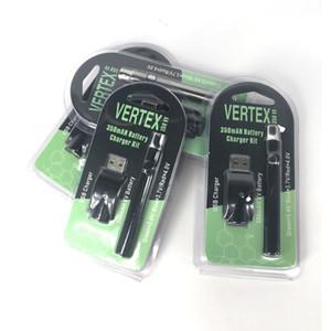 OEM 510 gewinde 350 mah Lo2 Vorheizen batterie einstellbar 3,4 V 3,7 V 4,0 V batterie Für CE3 patrone O-stift dicken öl zerstäuber