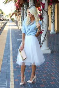명예 드레스 2016 화이트 투투 스커트 들러리 드레스 A 라인 무릎 길이 드레이프 계층 파티 드레스 여성 드레스 짧은 저렴한 메이드