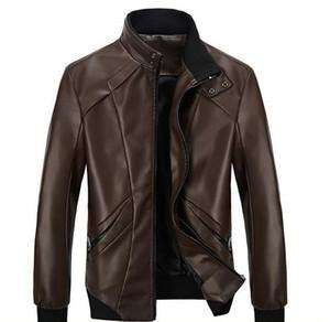 남성 가죽 재킷 가죽 재킷 남성용 가죽 재킷 가죽 신사복 가죽 폭탄 자켓 무료 배송