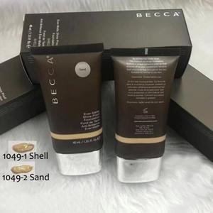 ماكياج جديد Becca Foundation Ever Ever Matte Shine Proof Foundation Sand and Shell BB Cream 2 colour DHL