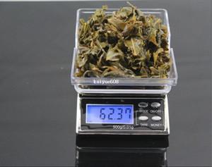 Frete Grátis Alta Qualidade 500g / 0.01g Digital Kitchen Food Diet Scale Balança de Peso Eletrônico Medida