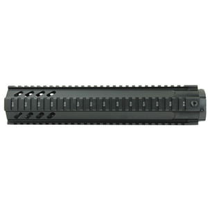 T-Serie 4/15 Free Float 12 pollici Handguard Quad Rail Scope Mount