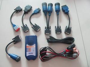 Scanners diagnósticos de caminhão resistente NEXIQ Link 125032 Interface USB com todos os cabos Completo de 3 anos de garantia