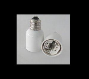 حامل المصباح E27 إلى G24 / G9 ، وقواعد المصباح B15 إلى E12 ، ومقبس الضوء E17 إلى E14 للمصباح الكهربائي