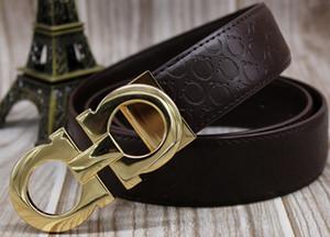 NUEVA Cinturón Cool Cinturones para hombres y mujeres cinturones correa de Metal Forma Hebilla Ceinture envío gratis