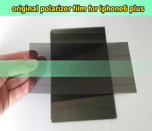 Polarizing Film para iPhone 6 Plus LCD Filtro de pantalla LCD Polarizer Film Polarized Film para iPhone6 Plus 5.5 '' 300pcs / lot libre de DHL