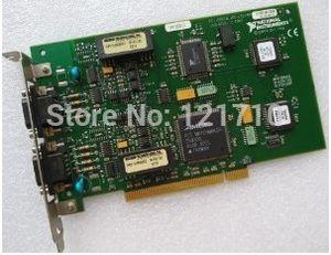 산업용 장비 보드 NI PCI SERIAL RS-232 485 ISOLATEDD 2 포트 185726D-02 카드