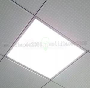 Pannello LED 48W luce 600 * 600mm pannello led 4800LM alta luminosità SMD2835 Lampada da soffitto garanzia 3 anni CE RoHS MYY