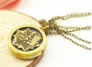 Nouveau Mode quartz Bronze alliage Animation dessin animé conan pendentif horloge pendentif cadeau collier chaîne montres