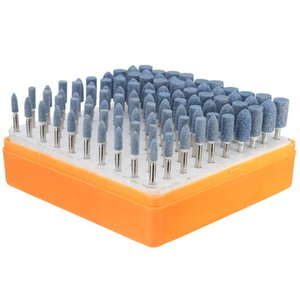 Universal Rotary Assorted Abrasive Stone Accessory Tool Kit 100pcs order<$18no track