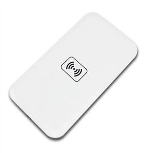 Cargador Q9 súper delgado: QI Cargador inalámbrico de carga Pad para SAMSUNG Galaxy S7 S6 S5 S6 S6 S6 Edge Nota 3 Nota 4 Nota 5 20pcs / lot in retail