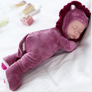 Silicone Reborn Baby Alive Poupée Bébés Enfants Playmate Jouets Pour Filles Bébé Vraies Peluches Pour Bouquets Poupée Bebe Reborn Cadeau