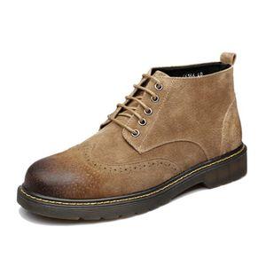 2017 Дизайнер Натуральная Кожа Сапоги Мужчины Черный Ботильоны Мужчины Martins Мужская Обувь Кожаные Сапоги Botas Hombre