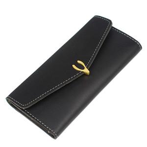 Deer Lady Geldbörsen Frauen Geldbörsen Umschlag Geldsäcke Frau Lange Kupplung Brieftasche Reißverschluss Geldbörse ID Karten Halter Tasche Beutel Taschen
