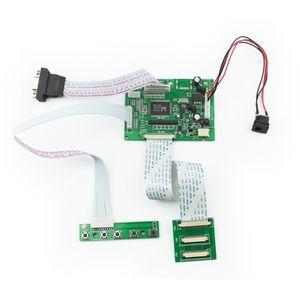 VGA 2AV 50PIN TTL LVDS Treiber Controller Board Modul Monitor Kit für Raspberry PI 2 TFT LCD Display Panel DIY Monitor