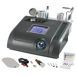 Sıcak satış yüksek kalite taşınabilir salon ve ev kullanımı için hiçbir iğne electroporation mezoterapi güzellik makinesi CE