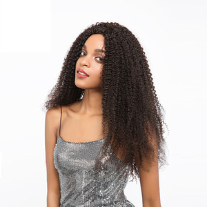 Brazilian Kinky Curly Remy Hair Pre Plucked Glueless Full Lace Human Hair Wigs With Baby Hair Natural Hairline 1# 1b#2# 4# 10-24inch