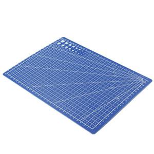 Plastic Cutting Mat Patchwork Tools - 30*22cm Diy Accessory Quilt Plate Mediated Blades Cut Cardboard School Office Supplies