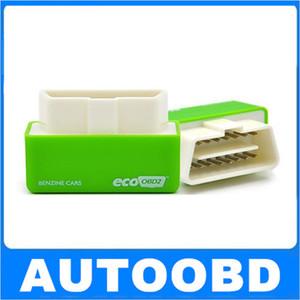 EcoOBD2 Benzina Car Chip Box Ottimizzazione Plug and Drive OBD2 Chip Box Ottimizzazione di carburante e Emissioni NitroOBD2 Chip Box