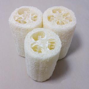 Luffa Bath Brush Home Artículos de Baño Para Exfoliantes Naturales Loofah Baños Piel Ducha Masaje Spa Toalla Portátil 1 7nn C