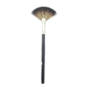 L135-Kleine Fan Pinsel Hohe Qualität Make-Up Pinsel Foundation Make-Up Pinsel Werkzeuge Professionelle Kosmetik Pinsel Kit