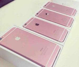 iPhone 6S più Rinnovato telefoni originali Apple iPhone 6S più Cellulari 16G 64G 128G IOS in oro rosa Smartphone DHL