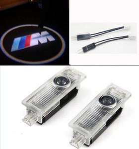 BMW M E60 E90 F10의 GT X5의 X6의 X3 Z4 E85 M5 도어 빛 LED 도어 등 자동차에 오신 것을 환영 빛 로고 프로젝터