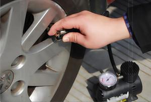 Micro-Pump 12V Car Air Pump Tires With Air Car Air Pump Mini Portable Locomotive Car Inflatable Pump