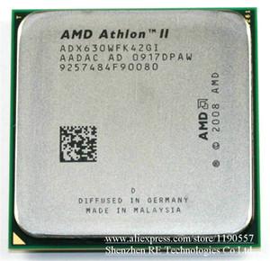 Процессор AMD Athlon X4 630 (2,8 ГГц / 2 МБ / четырехъядерный) Socket AM3 для настольных ПК