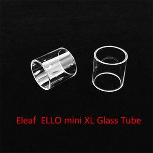 Оптовая Eleaf ELLO mini XL Танк Замена Стеклянная трубка с DHL Бесплатная доставка купить дешево Eleaf ELLO mini XL Танк Стеклянная трубка