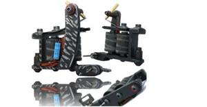 새로운 전문 고품질의 문신 기계 총 10 랩 코일 공급 US1103001