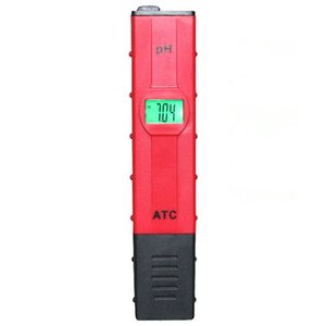 PH Meter Accuracy 0.01 PH Value Meter PH Value Tester with Temperature Compensation