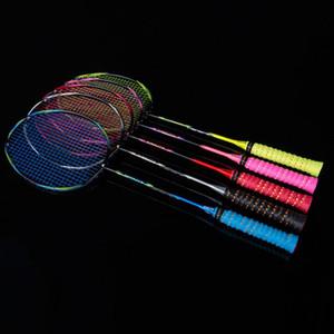 Nouveau sport de raquette de badminton Badminton Racket Livraison gratuite 8u offensive en fibre de carbone formation Badminton Rackets à vendre