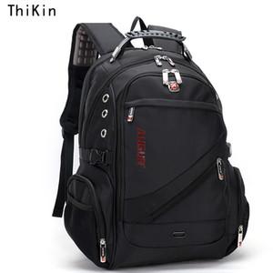 Augur школьные сумки Оксфорд 17 дюймов ноутбук сумки водонепроницаемый компьютер рюкзак большой емкости сумка школьные сумки для студентов колледжа