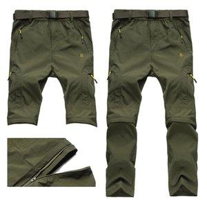 Pantalons à séchage rapide, shorts à séchage rapide camping randonnée Pantalons à séchage rapide Travel Active Pantalons de randonnée amovibles Pantalons d'escalade d'extérieur Pantalons