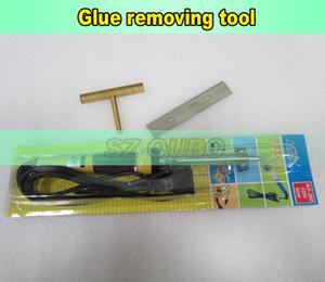 Новый мобильный телефон LCD Glue Remover инструмент для очистки сенсорного экрана клей клей для смарт-iPhone Samsung HTC LG сломанный телефон ремонт