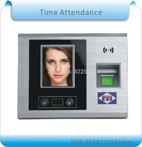 """Newset 2.8 """"écran tactile TFT empreinte digitale + mot de passe + reconnaissance de visage présence machine temps de présence enregistrement enregistreur nosoftware"""