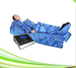 Massagem de pressão de ar electro presoterapia vacumterapia massagem linfática lymphactic corpo de drenagem que dá forma a máquinas de terno