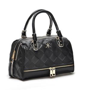 Moda 2015 marca kollection kardashian cadena negro del bolso de las mujeres bolso de hombro grande KK totalizadores del bolso de mensajero bolsa de compras libres