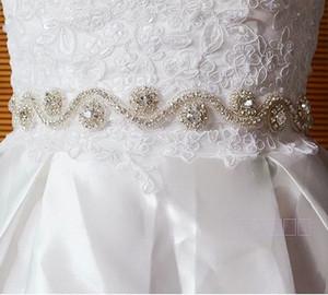 فتيات الأزياء عرائس الراينستون عربدة رأس فتيات كبيرات عصبة كريستال ، قطعة رأس مطرزة بالبلورة ، إكسسوارات شعر الزفاف حزام الزفاف A4492