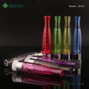 GreenSound оригинальный завод authetic gs - H2 атомайзер Clearomiser замена катушки H2 танк ясный цвет танк смешать цвет принять