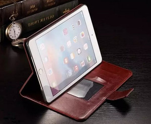 Office Case For Apple Ipad Mini 4 Case Holder Cool Wallet Cover Colorful Flip Leather Case For Apple Ipad Mini 4