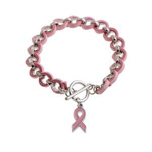Yeni Varış Moda Jewerly Lady Bileklik Örgü Bilezikler Kanser Kadınlar için Promosyon Hediye Takı Bileklik Kadın Aksesuarları için