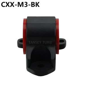 Tansky-araba yarış parçaları için Performans Alüminyum Arka Motor Motor Dağı Honda Civic 92-00 EK EG CXX-M3-BK