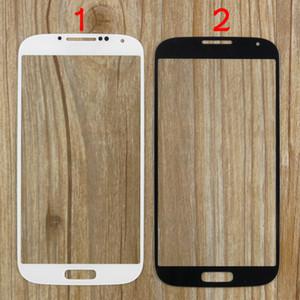 Para Samsung Galaxy S3 S4 S5 Frente lente de vidro para Galaxy Note 1 2 3 4 Nota4 S3 S4 S5 Mini Outer Vidro Touch Screen capa de substituição Parte Hot