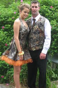 Robes Camo Bustier Court Mossy Oak Pro Robes Sur Mesure Camo Homecoming Dresses En Stock