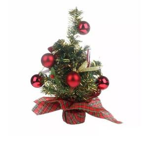 Enfeites De Árvore De Natal Bolas Shatterproof 24 Pcs Xmas Árvores Festas De Casamento Mini Decorações Da Árvore Para O Feriado Com Muticolor DHL livre