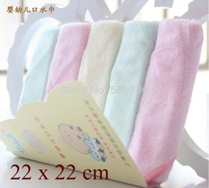 Free shipping 100% soft tender natural bamboo baby napkin,multicfuntional baby towel,baby saliva towel,Mini bamboo face towel