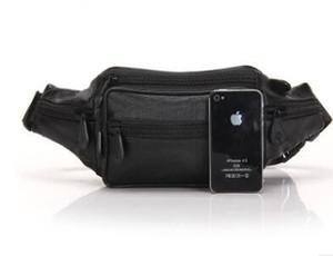 Free Shipping Brand New Multi functional Drop Leg Motorcycle Cycling Fanny Pack Waist Belt Bag Men waist bag Black Color Z00514